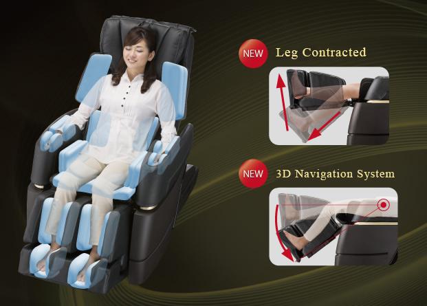 Kiwami Massage Chair 4d-970