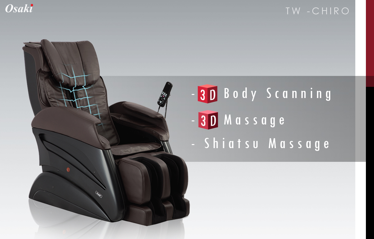 Osaki massage chairs TW-Chiro