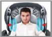 Osaki, massage chairs, OS-7200CR