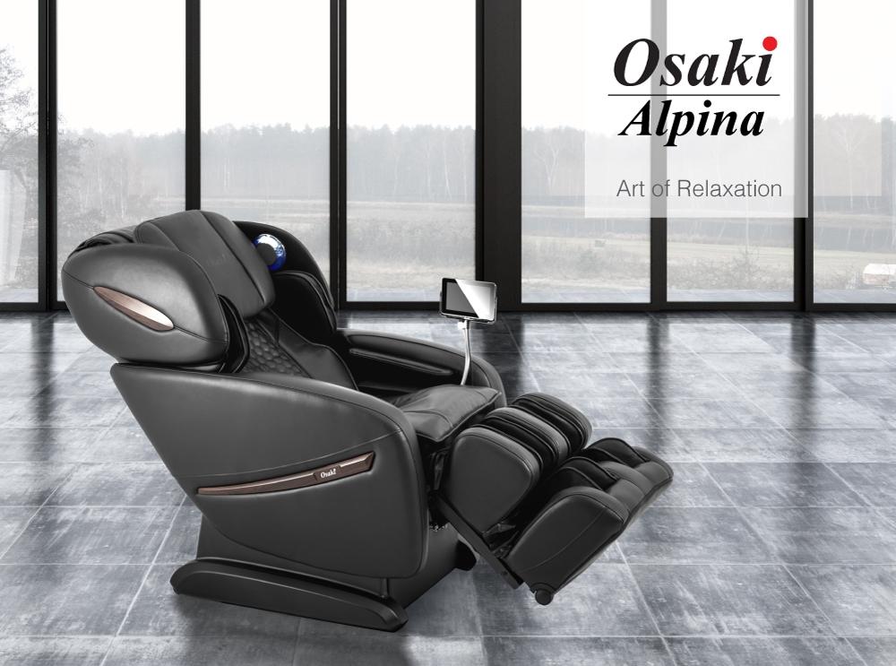 Osaki Alpina Massage Chair-137