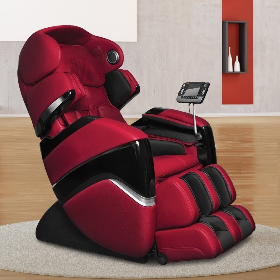 Osaki OS-3D Pro Cyber Massage Chair-9
