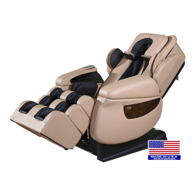 Luraco iRobotics 7 Plus Medical 4D massage Chair-397