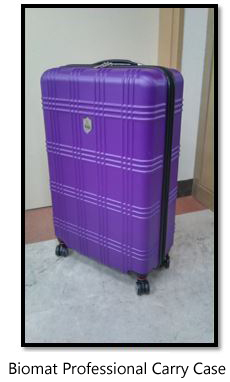 Carrying Bag for Richway Amethyst Biomat Profesional Size-0